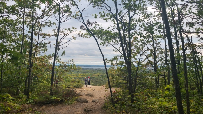 Cup and Saucer Trail, Manitoulin Island, Ontario, Canada
