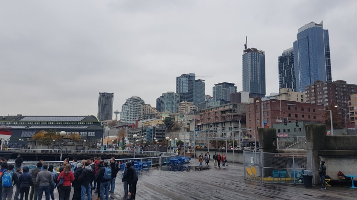 3 Days in Seattle, Washington