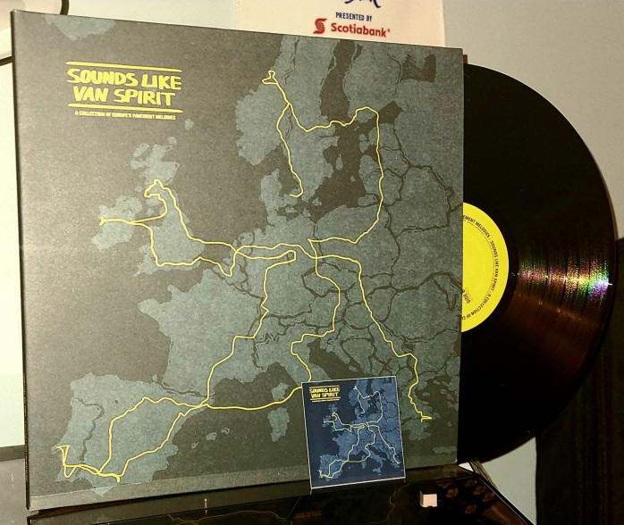 Sounds Like Van Spirit: A Collection of Europe's Pavement Melodies