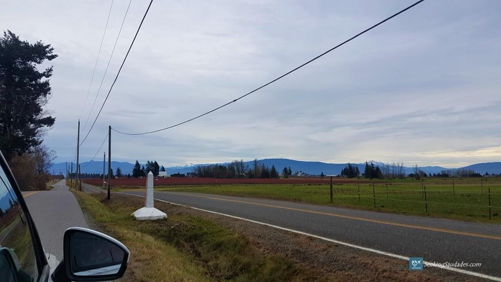 The Canada - United States Border