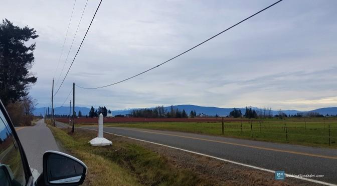 The Canada / United States Border – Photo Friday #3