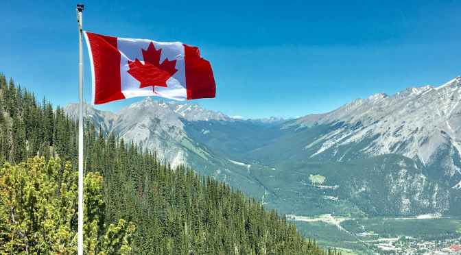 Countries You Didn't Know Shared a Border With Canada