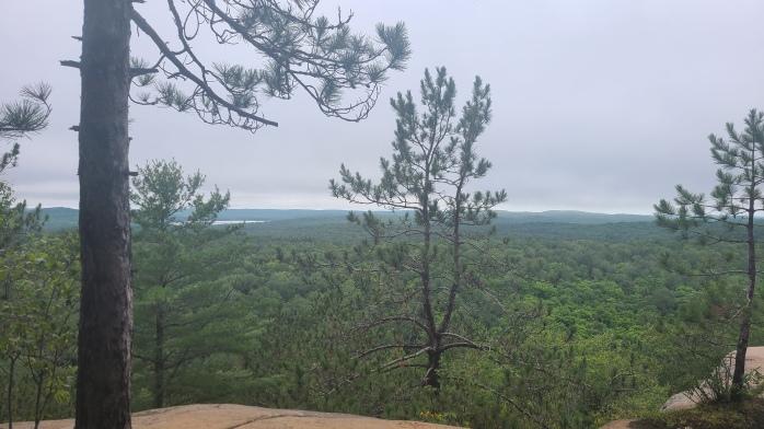 Algonquin Lookout Trail