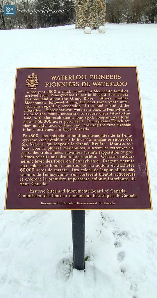 Waterloo Pioneers Memorial Tower