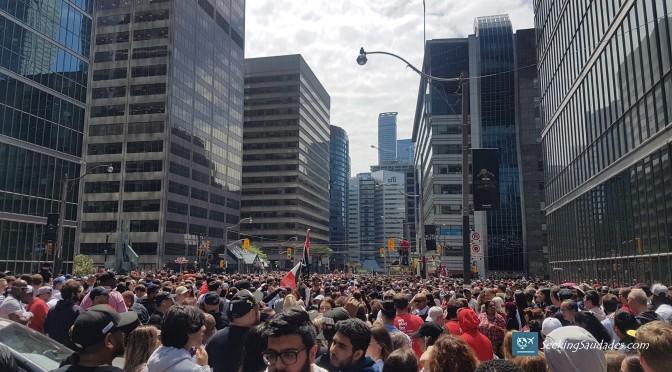 Toronto Raptors NBA Championship Parade – Photo Friday #9