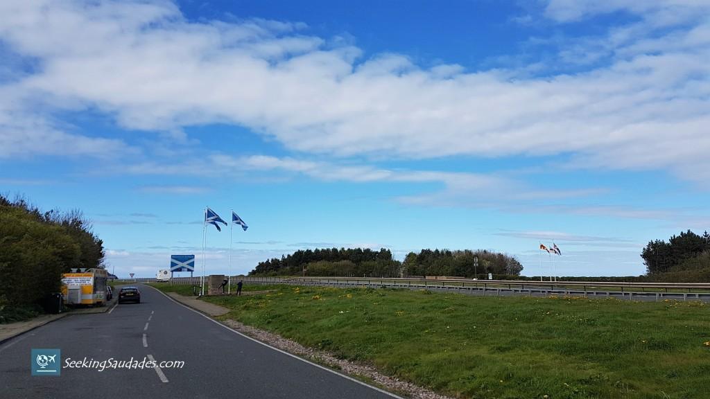Scotland-England Border
