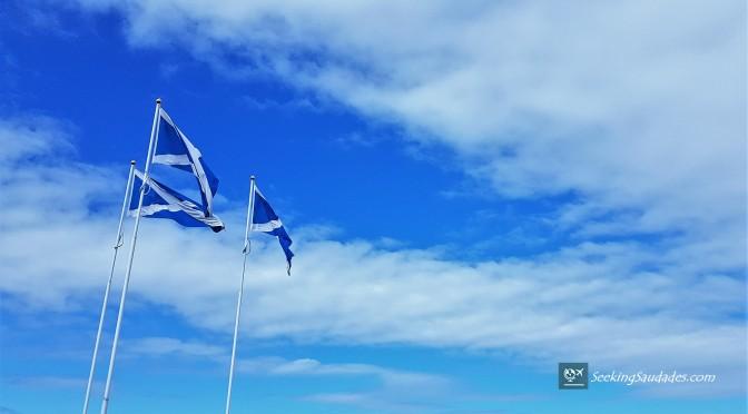 A Detour to the Scottish Border