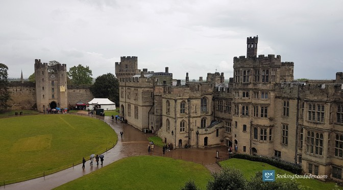 Warwick Castle, England – Photo Friday #7