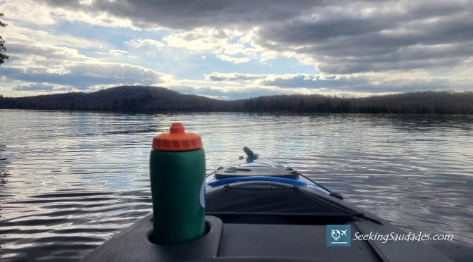 The Kayak's Maiden Voyage (Evoke Algonquin Kayak Review)