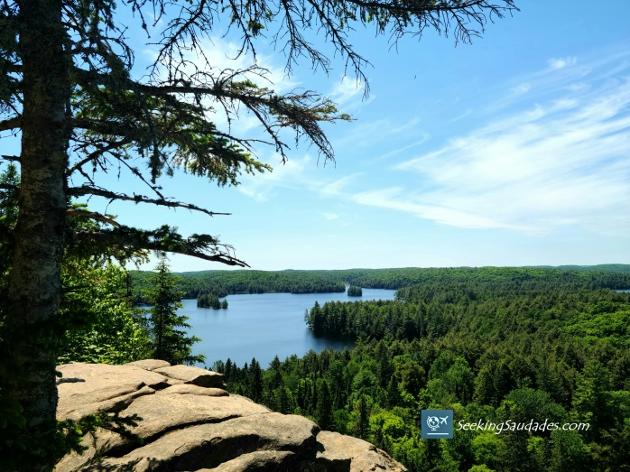 Track and Tower Trail, Algonquin Park, Ontario, Canada
